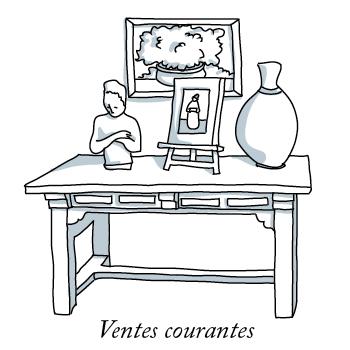 VENTES COURANTES