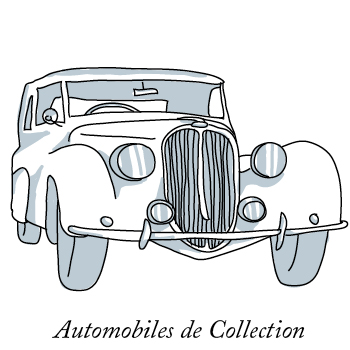 AUTOMOBILES DE COLLECTION