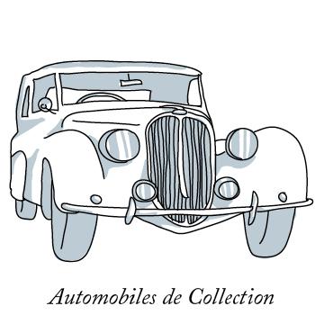 AUTOMOBILES DE COLLECTION