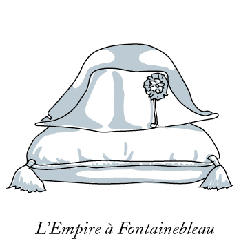 L'EMPIRE À FONTAINEBLEAU