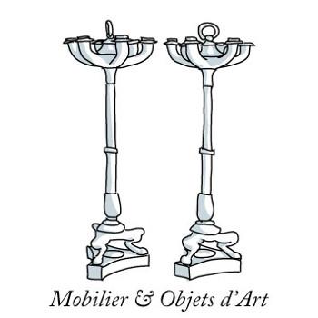 MOBILER ET OBJETS D'ART